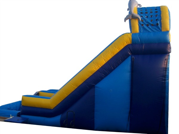 Dolphin Splashdown Waterslide